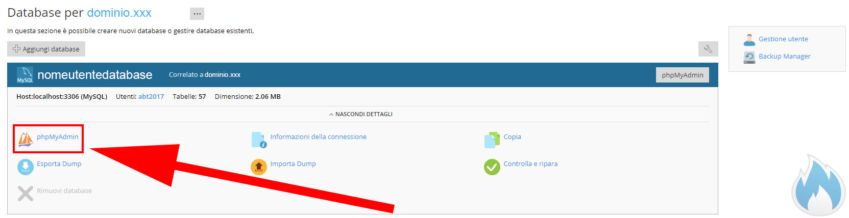 Come cambiare password di accesso su WordPress 2